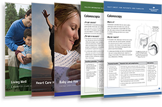 Patient and Provider Education Materials