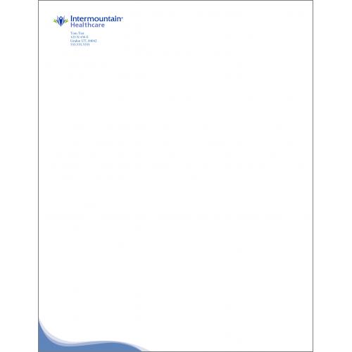 basic letterhead